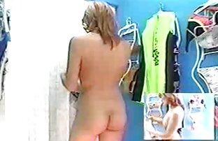 नग्न बाथरूम में. सेक्सी मूवी फिल्म पिक्चर